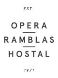 Hostal Opera Ramblas – Web Oficial Logo